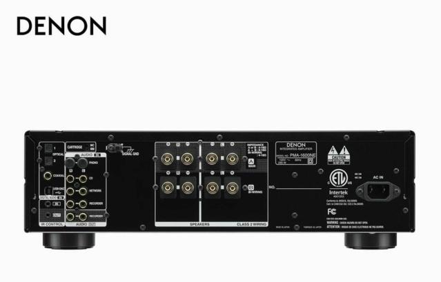 Denon PMA-1600NE Integrated Amplifier 318