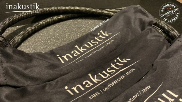 Inakustik Reference NF-1204 AIR RCA Cable 412