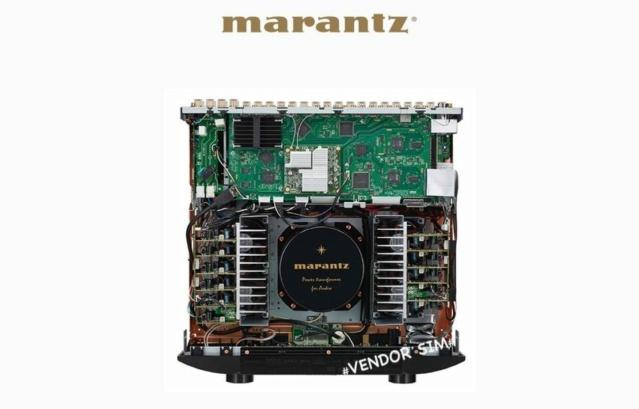 Marantz SR8015 11.2 Channel 8K AV Receiver 415