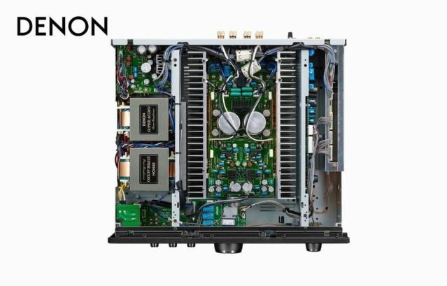 Denon PMA-1600NE Integrated Amplifier 418