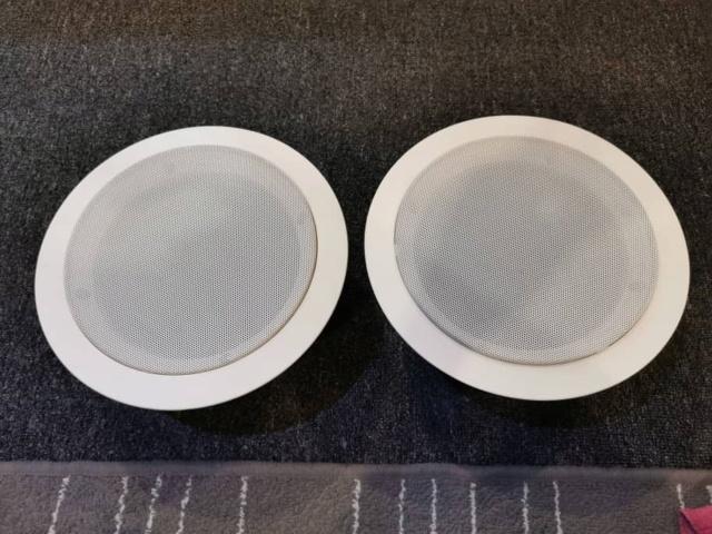 Earthquake CM-600 In-Ceiling Speaker (Used) Whatsa10