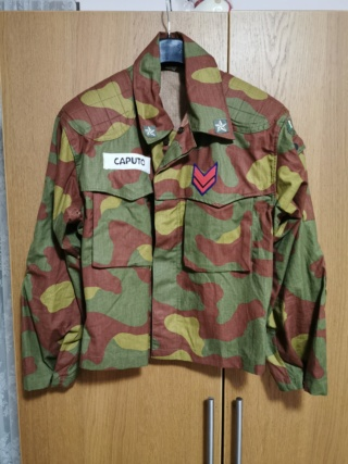 Paratrooper throwing uniforms up to the 2000s Img_2018