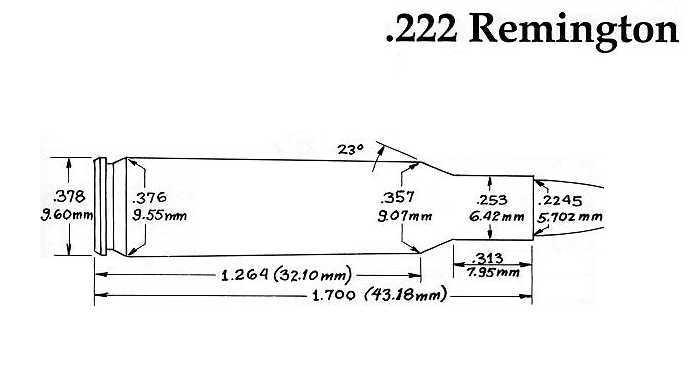 222 Rem. Cd222r10