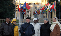 Bienvenue, amiEs de la famille franciscaine - Portail Groupe10