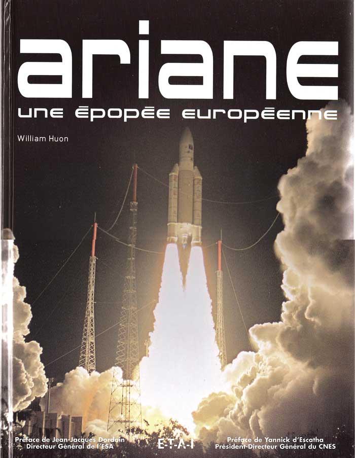 """Livre : """"Ariane : Une épopée européenne"""" Ariane10"""