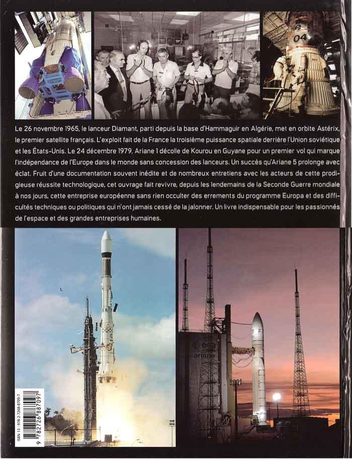 """Livre : """"Ariane : Une épopée européenne"""" Ariane11"""