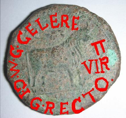 Calagurri-por Tiberio(II VIR- C CELERE -C RECTO) Dscn1310