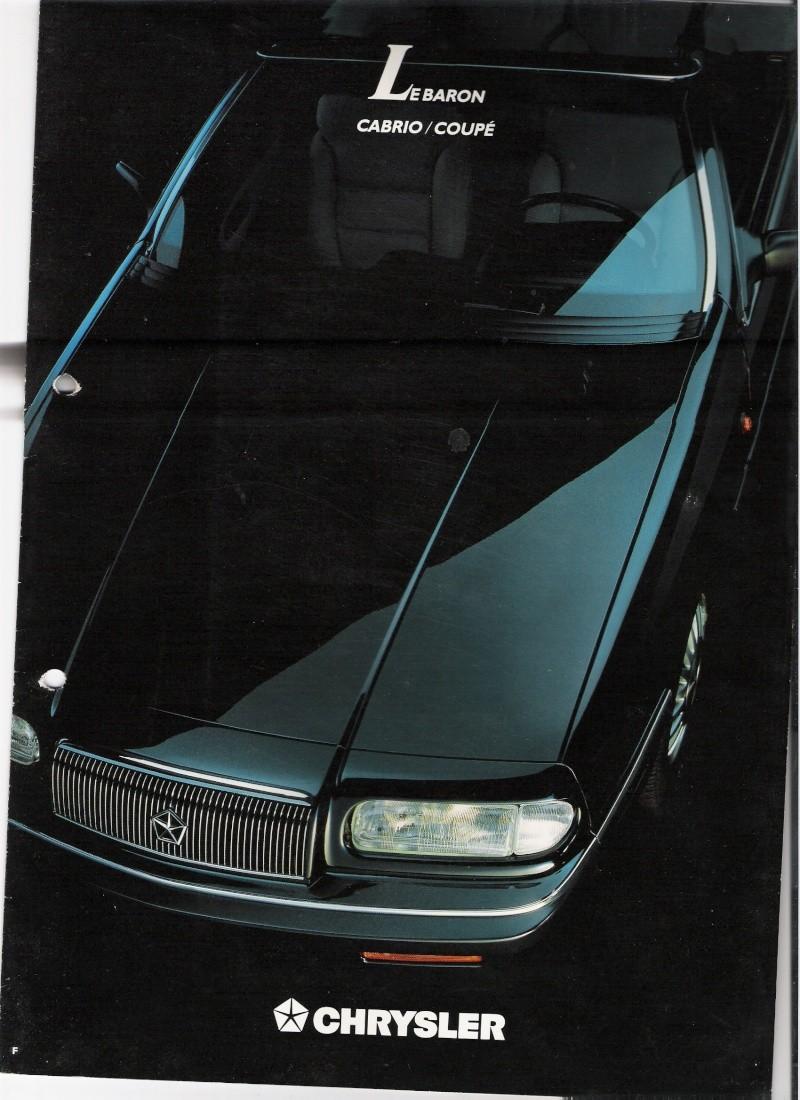 scan Le baron  cabrio/coupé Numeri10