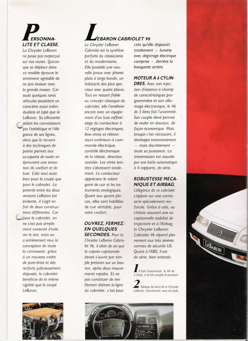 scan Le baron  cabrio/coupé Numeri12