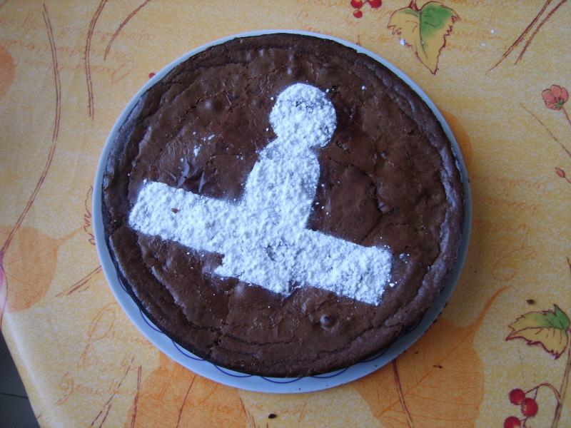 Soyouz cake S8001710
