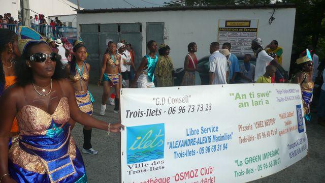 Lundi Gras 04 Février 2008 !!! Parade du Sud à Sainte-Luce ! Lundi121