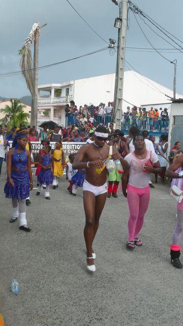 Lundi Gras 04 Février 2008 !!! Parade du Sud à Sainte-Luce ! Lundi129