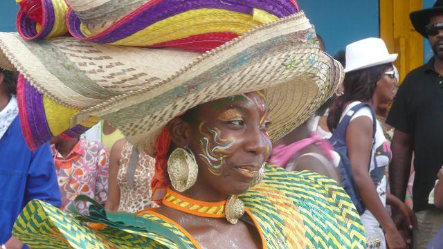 Lundi Gras 04 Février 2008 !!! Parade du Sud à Sainte-Luce ! Lundi133