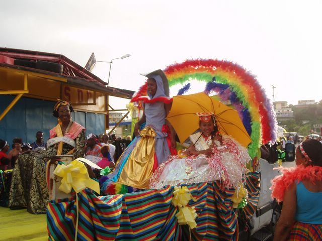Lundi Gras 04 Février 2008 !!! Parade du Sud à Sainte-Luce ! Lundi157