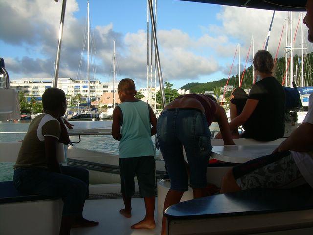 Week-end avec 2 Catamarans !!! Novembre 2007 !!! Week-e10