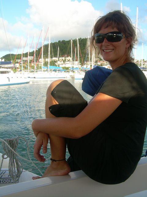 Week-end avec 2 Catamarans !!! Novembre 2007 !!! Week-e11