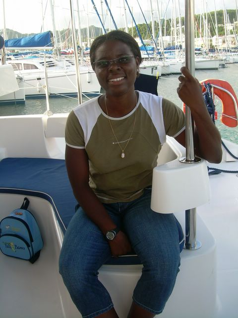Week-end avec 2 Catamarans !!! Novembre 2007 !!! Week-e13