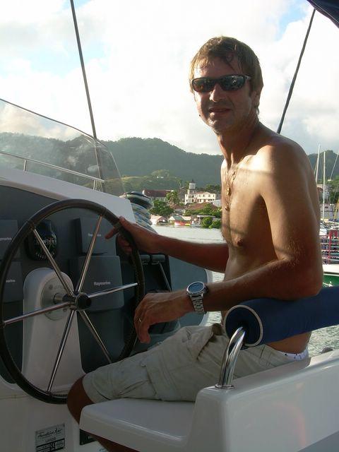 Week-end avec 2 Catamarans !!! Novembre 2007 !!! Week-e16