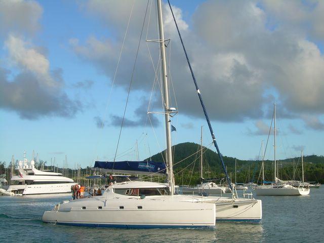 Week-end avec 2 Catamarans !!! Novembre 2007 !!! Week-e17