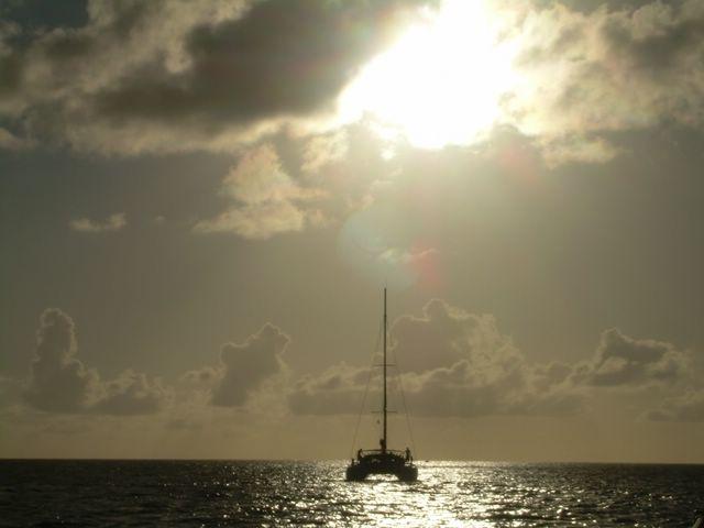 Week-end avec 2 Catamarans !!! Novembre 2007 !!! Week-e22