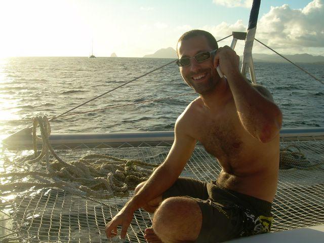Week-end avec 2 Catamarans !!! Novembre 2007 !!! Week-e24