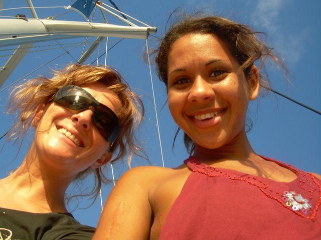 Week-end avec 2 Catamarans !!! Novembre 2007 !!! Week-e25