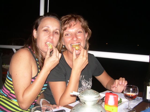 Week-end avec 2 Catamarans !!! Novembre 2007 !!! Week-e37