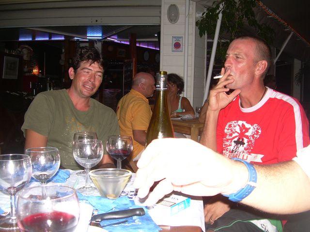 Week-end avec 2 Catamarans !!! Novembre 2007 !!! Week-e40