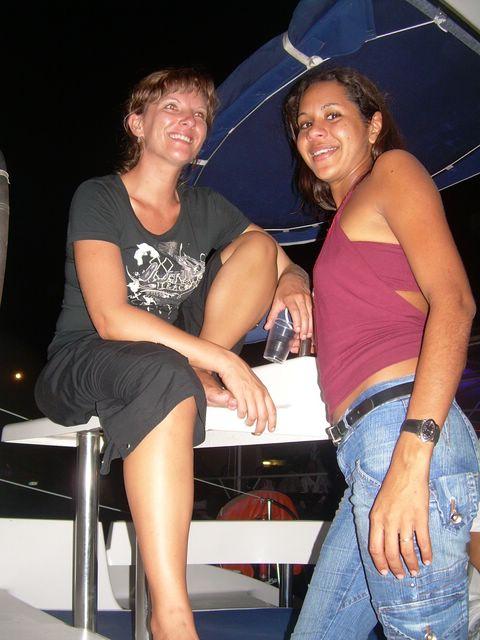 Week-end avec 2 Catamarans !!! Novembre 2007 !!! Week-e44