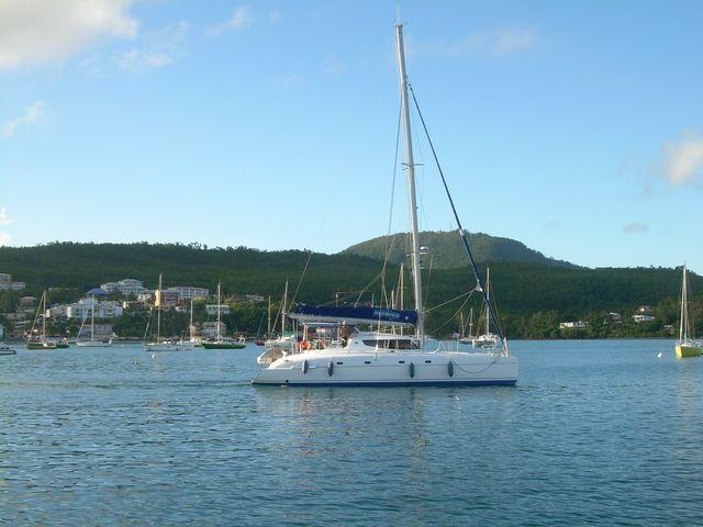 Week-end avec 2 Catamarans !!! Novembre 2007 !!! Week-e45
