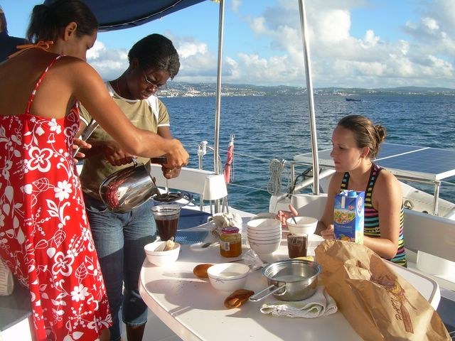 Week-end avec 2 Catamarans !!! Novembre 2007 !!! Week-e47