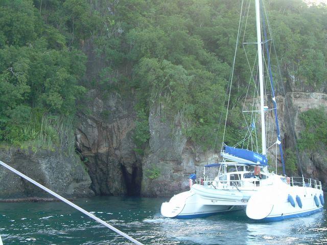 Week-end avec 2 Catamarans !!! Novembre 2007 !!! Week-e49