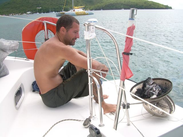 Week-end avec 2 Catamarans !!! Novembre 2007 !!! Week-e78