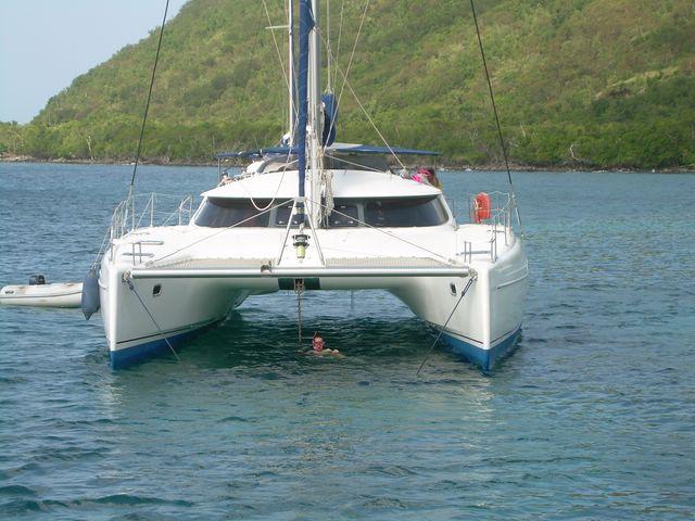 Week-end avec 2 Catamarans !!! Novembre 2007 !!! Week-e91
