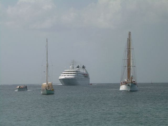 Week-end avec 2 Catamarans !!! Novembre 2007 !!! Week-e94