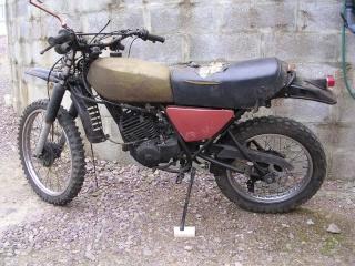 DTMX 125 cc MEMBRES : Personnalisées Dscn1410