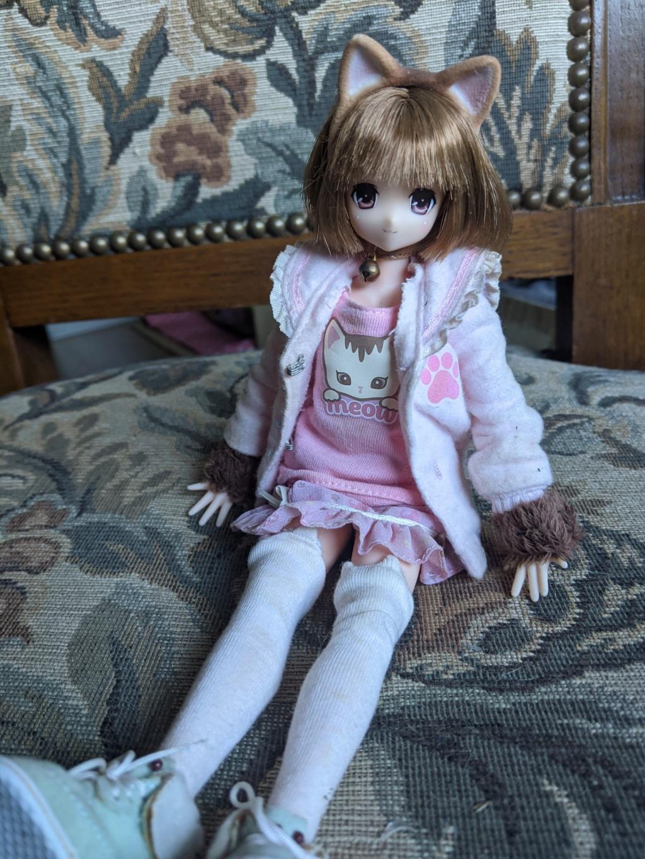 VENTE : Miku, princesse ann, callie, azone ex cute ... Pxl_2034