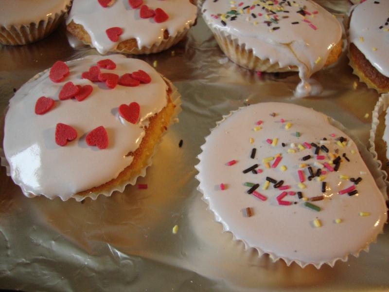 Cupcakes : recettes et décors simples - Page 3 20101211