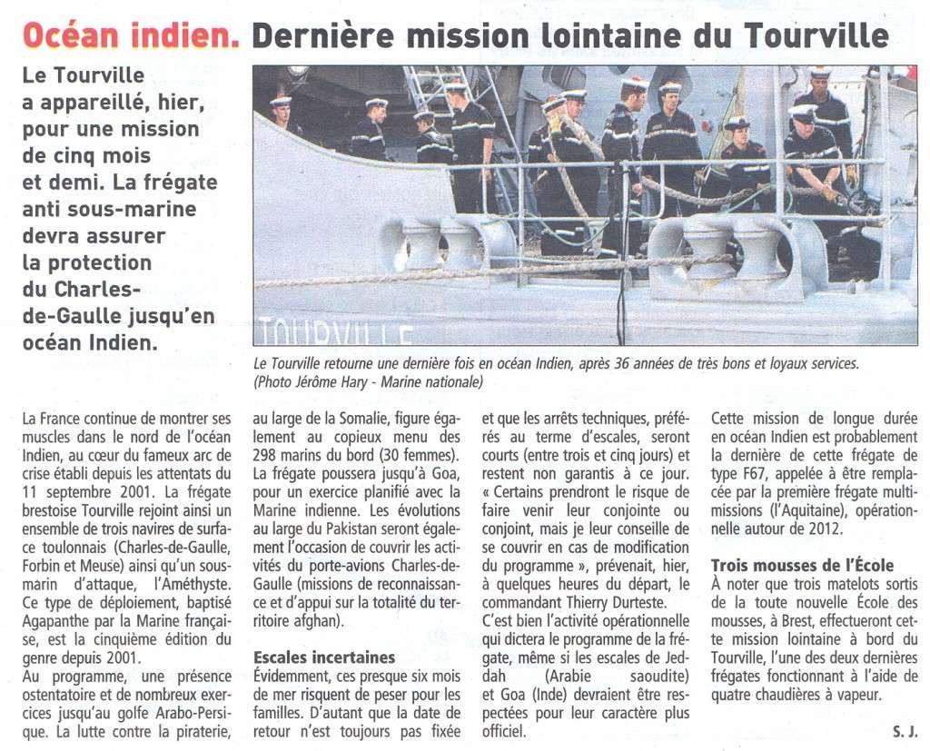 TOURVILLE (FRÉGATE) - Page 4 Tourvi10