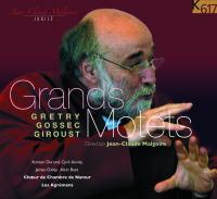 Jean-Claude Malgoire, chef d'orchestre Grands10