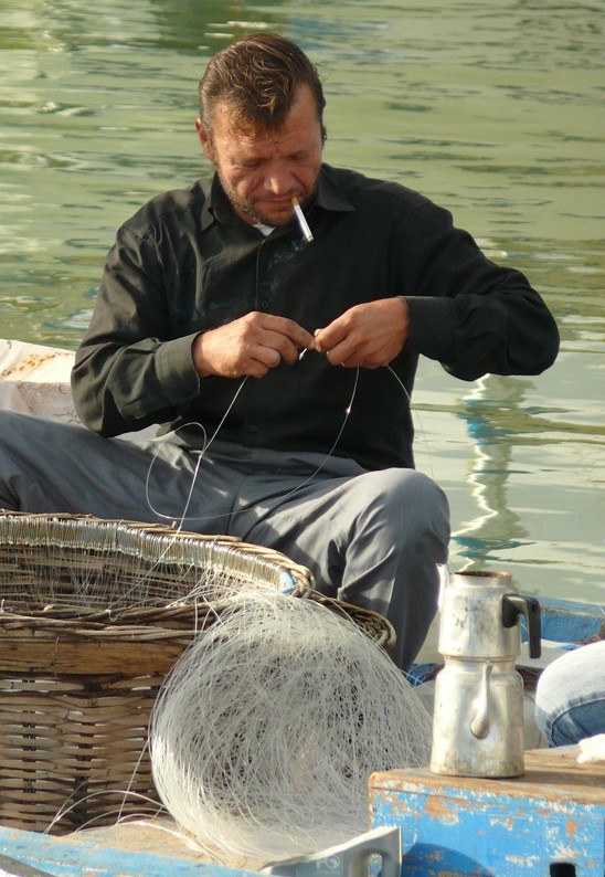 Le port de Side (Turquie) et ses pêcheurs... Pt_tur13
