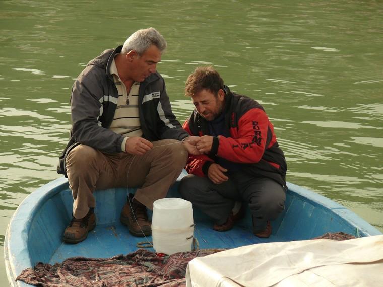 Le port de Side (Turquie) et ses pêcheurs... Pt_tur14