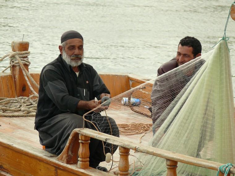 Le port de Side (Turquie) et ses pêcheurs... Pt_tur16