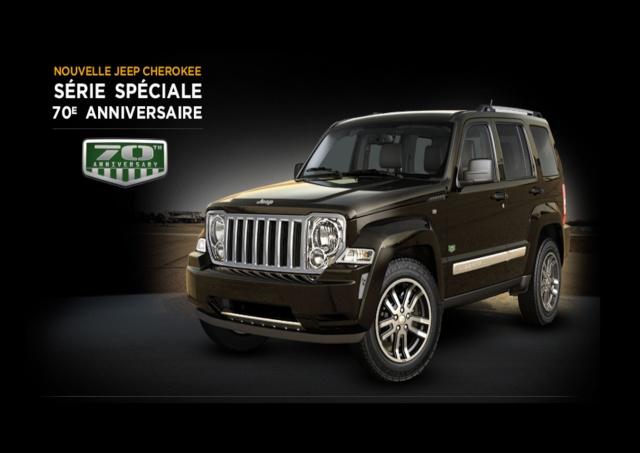 Jeep Cherokee série spéciale 70e Anniversaire Sans_t12