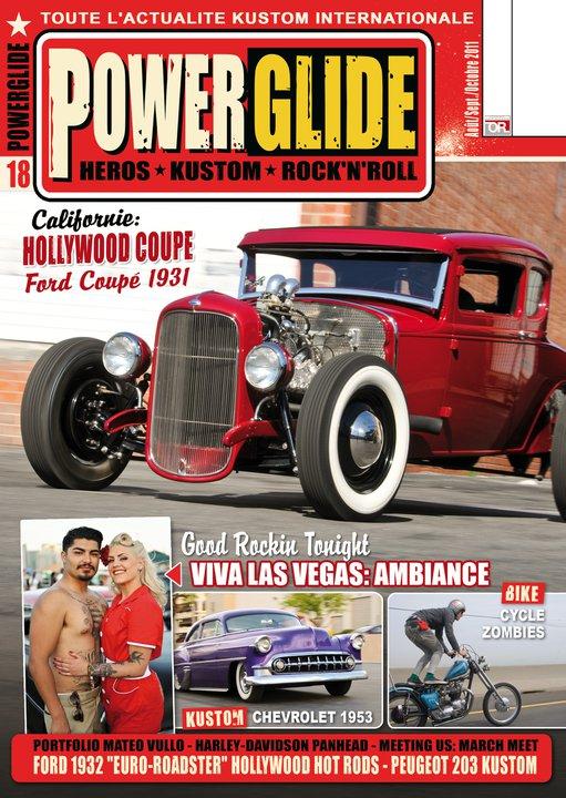 Powerglide Magazine #18 26005410