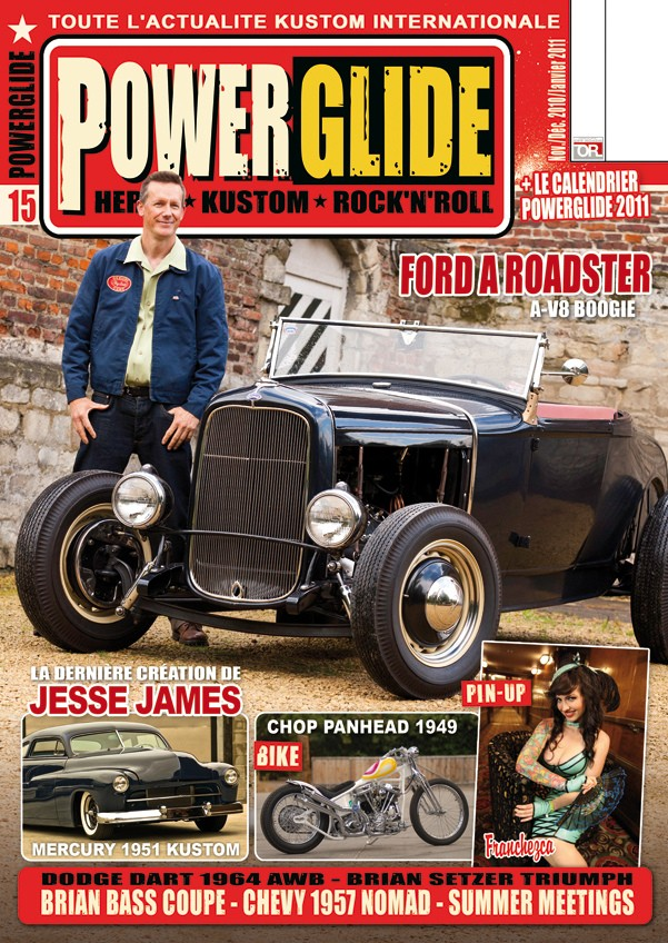 Powerglide Magazine 15 50292410