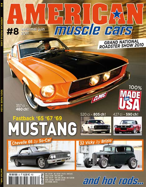 american muscle car magazine  Amcr_410