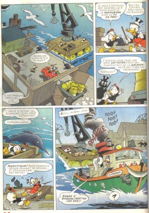 Le journal de Mickey spécial Titanic Picsou21