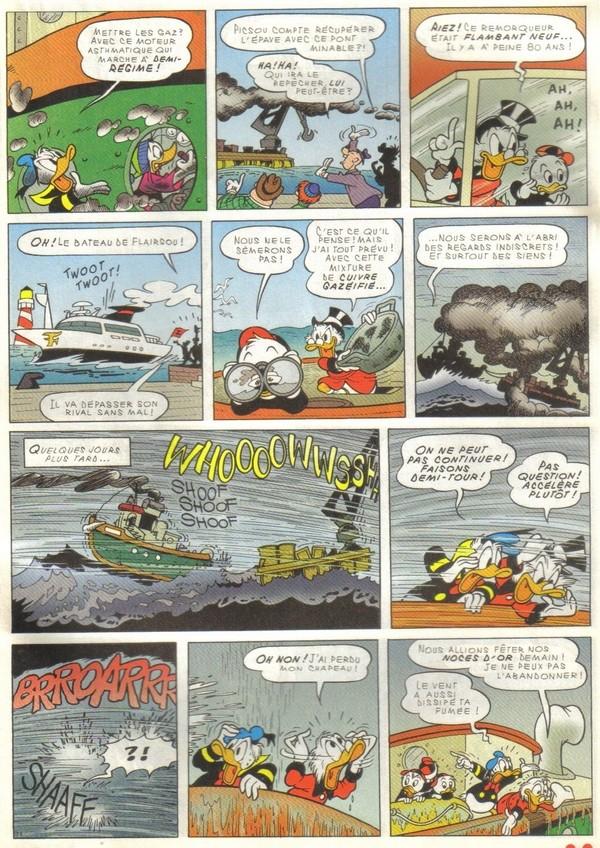Le journal de Mickey spécial Titanic Picsou22