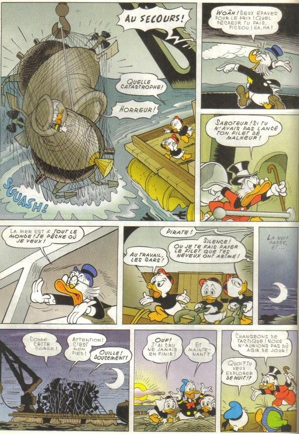 Le journal de Mickey spécial Titanic Picsou29
